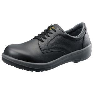 安全靴 シモン ECO11 黒 静電JIS合格 耐滑合格|21248