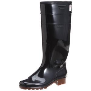 耐油長靴 アキレス ワークマスター黒 TWB2100...