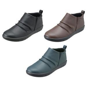 パンジー 靴 生活防水 シューズ 婦人用 晴雨兼用 サイドゴア Pansy レディース 雨や水ぬれに強い 2901|21aoyama