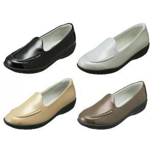 パンジー 靴  レインシューズ 送料無料 婦人用  雨靴 Pansy レディース シンプルなローファータイプ 4935|21aoyama