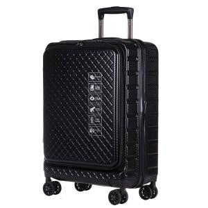 FUNN 2020モデル 機内持込 TSAロック スーツケース キャリーケース キャリーバッグ ダブル静音キャスター 超軽量 BN8018 Sサイズ|21technology