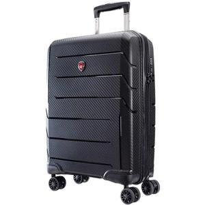 FUNN 2020モデル 機内持込 TSAロック スーツケース キャリーケース キャリーバッグ ダブル静音キャスター 超軽量 BN8019 Sサイズ|21technology