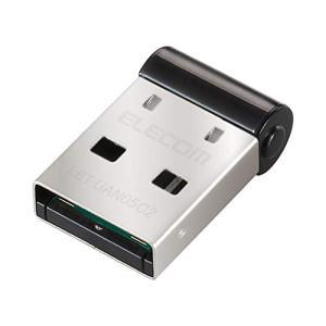 エレコム Bluetooth USBアダプタ 超小型 Ver4.0 EDR/LE対応 (省電力) Class2 Windows10対応 LBT-UAN05C2の商品画像|ナビ