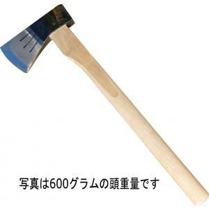 株アベ C5T 木馬斧 (天鋼) 450mm柄 頭重量600グラム(この商品は納期をメールいたします)|247store