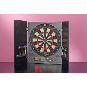 ダーツ セット ソフトダーツボード WOODY-26 PLUS(aaa) darts 初心者 24kogyo