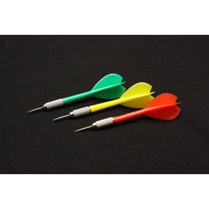 ダーツセット【日本製】 ハードチップ用スペア矢 6000番 darts 初心者|24kogyo