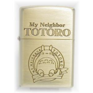 zippo ジッポ ジッポライター トトロ・千と千尋・ポニョ nz-03  ZIPPO|24kogyo