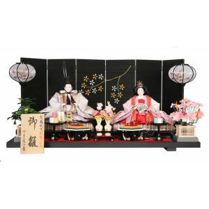 雛人形 ひな人形 親王飾り 平飾り h243-ss-38a-85-ss|2508-honpo