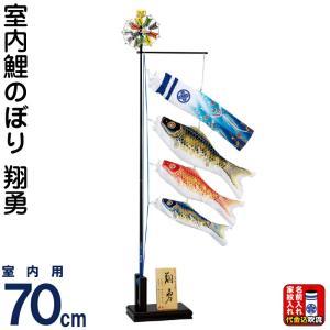 こいのぼり 旭天竜 鯉のぼり 室内用 室内飾り 翔勇 フルセットB 家紋・名前入れ代金込み asahi-syouyu-b 2508-honpo