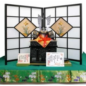五月人形 兜飾り 兜平飾り 竹麻呂作 兜 h22-rg15112-f1224|2508-honpo