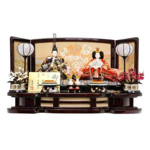 雛人形 ひな人形 親王飾り 平飾り h243-sz-22-108|2508-honpo