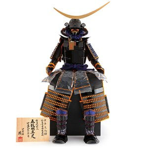五月人形 鎧兜 伊達 雄山|2508-honpo