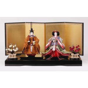 雛人形 ひな人形 親王飾り 平飾り 立雛 h233-ed-6a054|2508-honpo