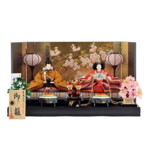 雛人形 ひな人形 親王飾り 平飾り 十二単 天使のはごろも h243-ss-40a-72-12|2508-honpo