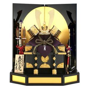 五月人形 久月 兜飾り 大鍬形之兜 h265-kcp-50200|2508-honpo