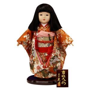 雛人形 久月 ひな人形 市松人形 友禅 h293-k-k1016g-7 K-126|2508-honpo