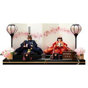 ひな人形 雛人形 久月 リカちゃん 親王飾り スワロフスキー h283-k-ri-2726|2508-honpo