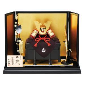 五月人形 真多呂 南部政長 兜平飾り 兜飾り 加藤鞆美作 三分の一 兜飾りセット h315-mtk-3209-024|2508-honpo