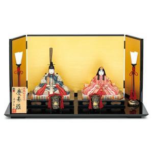 雛人形 真多呂 ひな人形 雛 木目込人形飾り 平飾り 親王飾り 真多呂作 本金 慶寿雛セット 正絹 伝統的工芸品 h313-mt-1817|2508-honpo