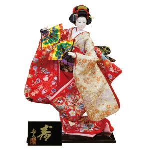 日本人形 尾山人形 人形単品 寿喜代作 極上 寿 友禅 6号 sk-gokujo697|2508-honpo