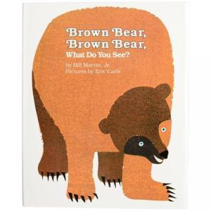 ぬいぐるみ  Brown Bear, Brown Bear, What Do You See? 32...