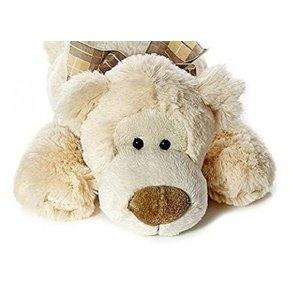 ■商品詳細 Adorable super soft polar bear cuddly toy st...