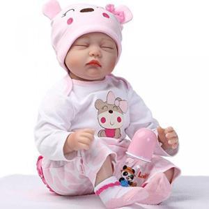 NPK 22 Inches Reborn Baby Doll...