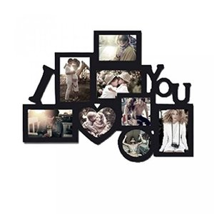 I Love You Picture frame Puzzle Collage Frame, Hol...