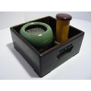 古道具 たばこ盆セット (2) 中古|25dou