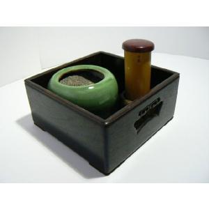 古道具 たばこ盆セット (3) 中古|25dou
