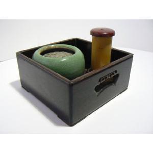 古道具 たばこ盆セット (4) 中古|25dou