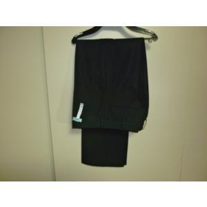 富士ヨット J-PROUD 黒学生服(学ラン)ズボン W70 中古 業者クリーニング済み|25dou