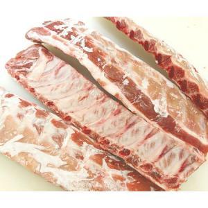 (量り売り) イベリコ豚バックリブ 骨付き デカ肉 1ブロック 1580円/kg|2983