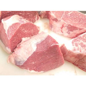 (量り売り商品) 褐毛和牛 いけだあか牛もも(ナカニク) ブロック 3380円/kg ローストビーフ|2983