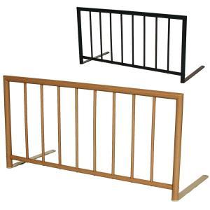 木目調塗装のベッドガード 布団転落防止 ベッドフェンス マットレス、布団にはさむベッドガード  送料無料 2e-unit