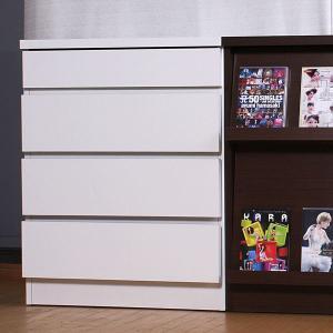 チェスト 4色リビング収納シリーズ 日本製&完成家具P1120 送料無料|2e-unit