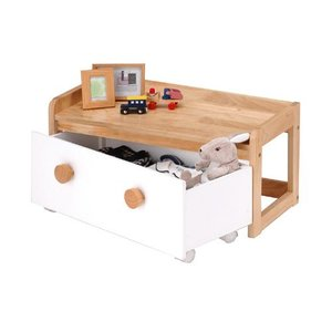 Nakids ネイキッズ BOX テーブル 机 子供部屋 キッズ 収納  送料無料 2e-unit
