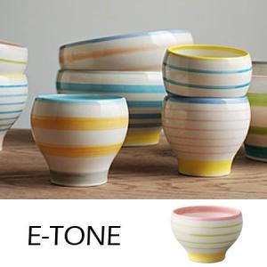 食器 E-TONE ボール 直径12cm グリーン|2e-unit
