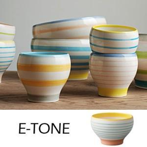 食器 E-TONE ボール 直径12cm ブルー|2e-unit