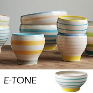 食器 E-TONE ボール 直径16.5cm ブルー|2e-unit