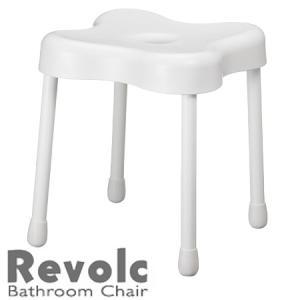 Revolc シャワーチェア S [ホワイト]|2e-unit