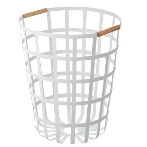 脱衣かご ランドリーバスケット トスカ ラウンド tosca 送料無料 2e-unit
