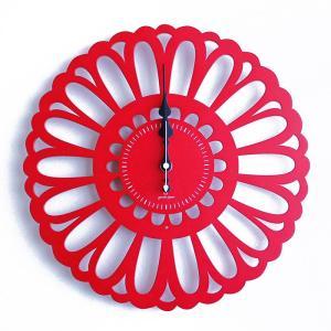 ヤマト工芸 MARGUERITE 全7色 YK13-102 壁掛け時計 マーガレット 木春菊 シンプル モダン おしゃれ かわいい 掛け時計 掛時計 CLOCK 時計 日本製|2e-unit