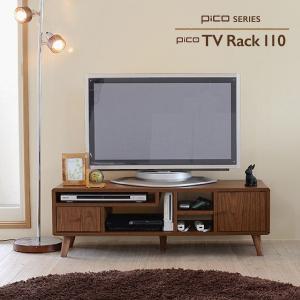 Pico series TV Rack W1100 (価格もサイズもコンパクト!ピコシリーズのTV台110幅)|2e-unit
