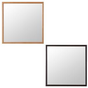 石膏ボード壁用のミラー 四角形45×45cm ミラー付き壁棚シリーズ 壁掛け 壁 収納 棚 飾り棚  送料無料|2e-unit