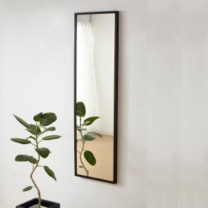 石膏ボード壁用のミラー 35×120cm ミラー付き壁棚シリーズ 壁掛け 壁  送料無料|2e-unit