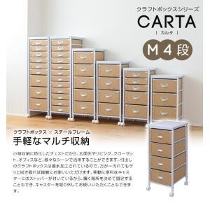 クラフトボックスシリーズ CARTA M4段 送料無料|2e-unit