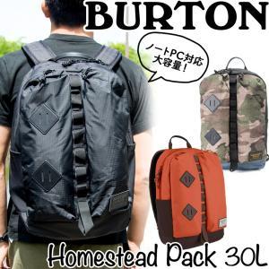 BURTON バートン リュック Homestead Pack 30L|2m50cm