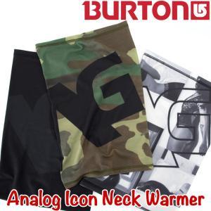 BURTON バートン ネックウォーマー Analog Icon Neck Warmer|2m50cm