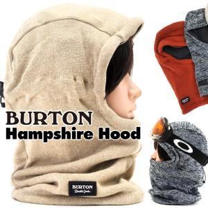 フード付きネックウォーマー BURTON バートン Hampshire Hood|2m50cm